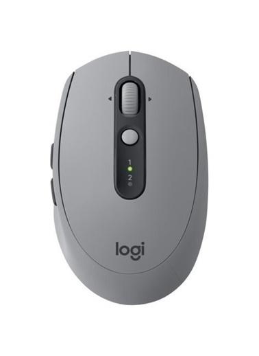 Logitech M590 Silent Kablosuz Mouse Gri 910-005198 Gri